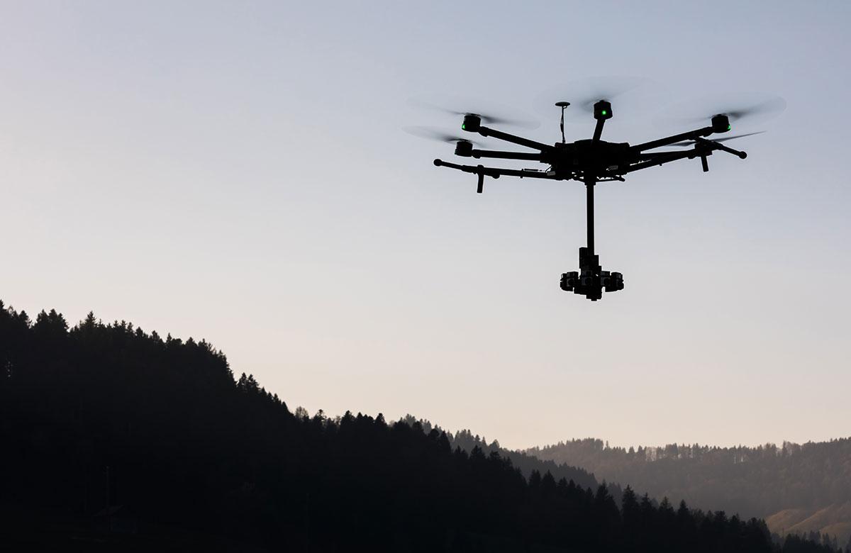 Service: 360° Video Luftaufnahmen