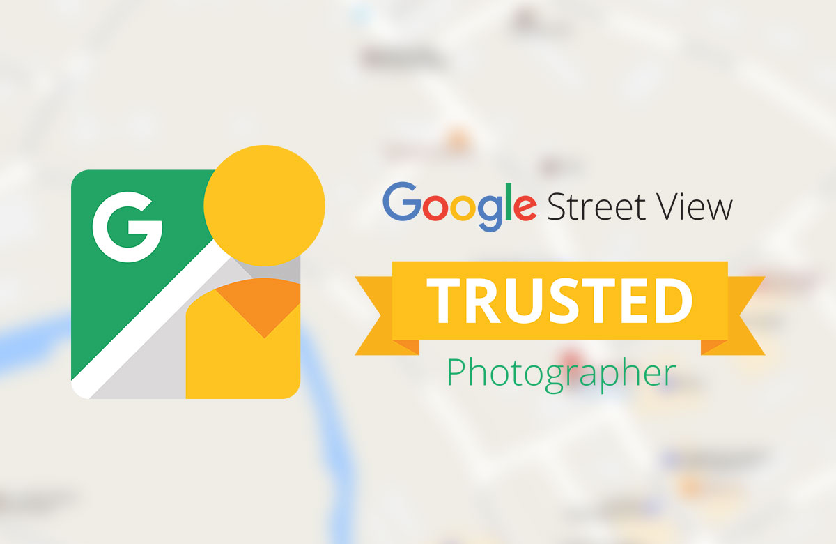 Service: Google Street View Trusted Photographer