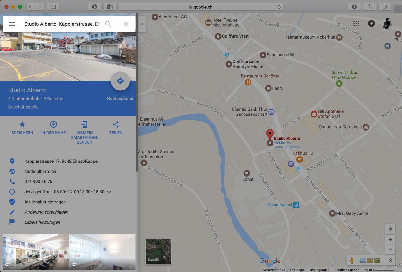 Google Street View Tour Anleitung für Webseite einbinden