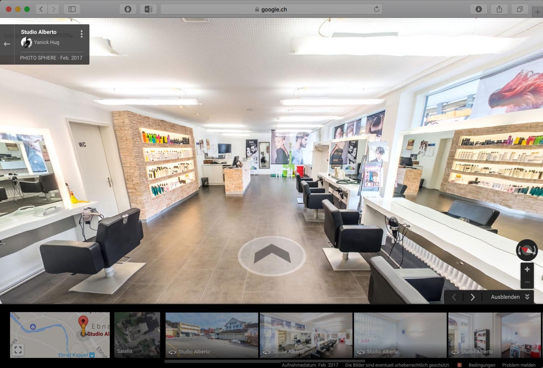 How to Google Street View Tour integrieren / einbinden