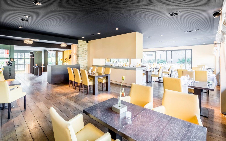 360° virtuelle Tour durch ein Restaurant