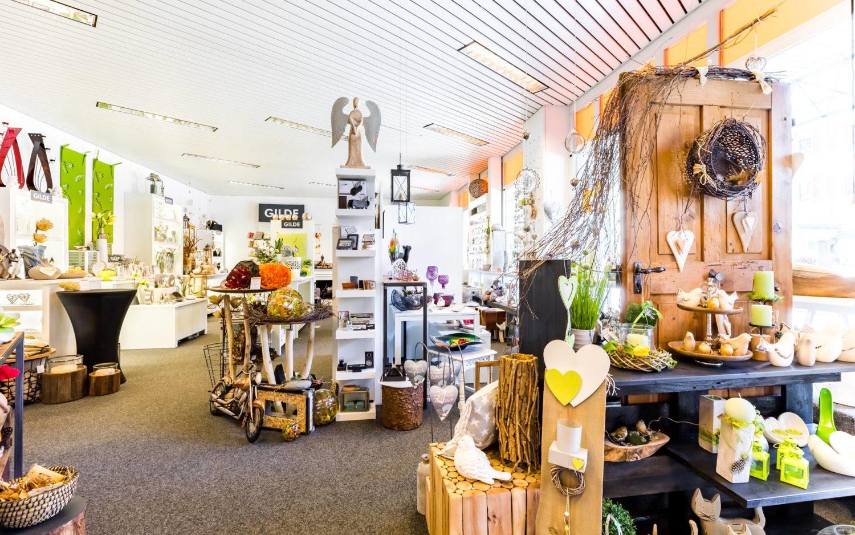 360° virtuelle Tour durch eine Boutique